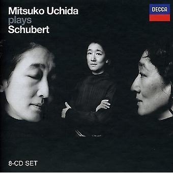 Mitsuko Uchida - Mitsuko Uchida Plays Schubert [CD] USA import