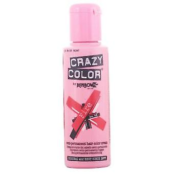 Crazy Color Hair Color 56 Fire (Health & Beauty , Personal Care , Hair Care , Hair Color)