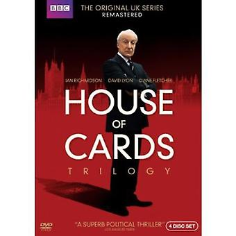 House of Cards Trilogy [DVD] USA import