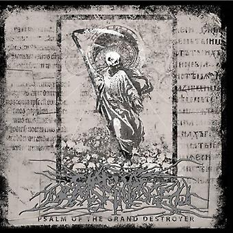 Circle of Dead Children - Psalm of the Grand Destroyer [CD] USA import