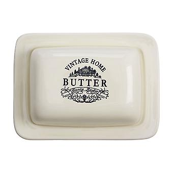 Vintage Home Butter Dish