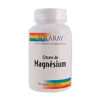 Magnesium Citrate 90 capsules