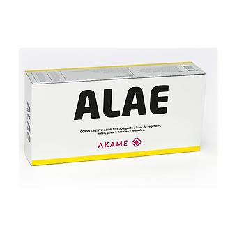 Alae 20 ampoules of 10ml