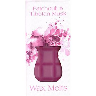 Pintail Candles Fragranced Wax Melts 18 pack - Patchouli & Tibetan Musk