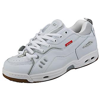 Globe Ct-iv Classic Womens Skate Trainers in White Gum