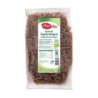 Organic Spelt Fusilli Pasta 500 g