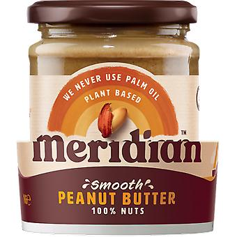 Meridian Foods Smooth peanut butter 45x26 gr