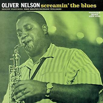 Oliver Nelson - Screamin' the Blues [CD] USA import
