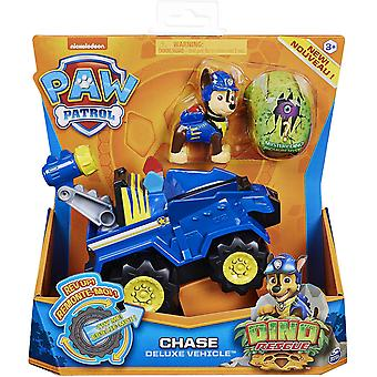 Paw Patrol Chase Dino Rescue Deluxe Vehicle