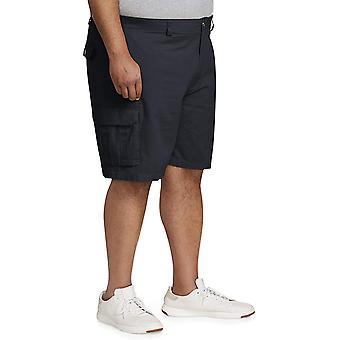 Essentials Men's Big & Tall Cargo Short, Navy, 48