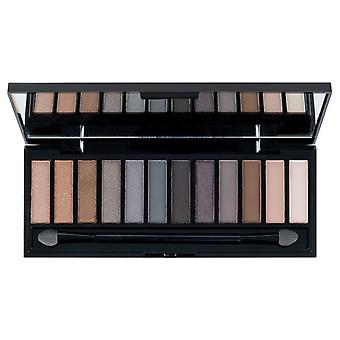 Eye Candy Smokey Collection 12 Colour Eye Shadow Palette - Highly Pigmented