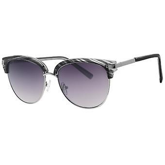Sunglasses Women's Femme Kat. 3 transparent / blue (L6570)