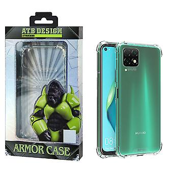 Huawei P40 Lite Case Transparent - Anti Shock