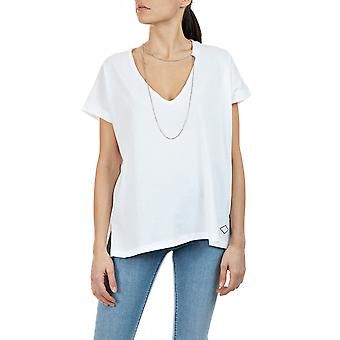 Replay Women's T-Shirt With Chain