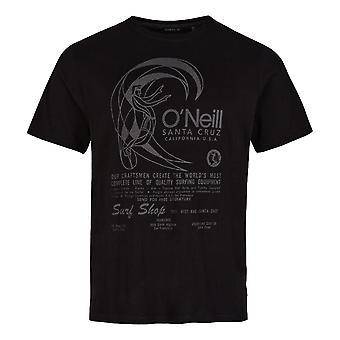 O'Neill Originale Print T-Shirt - Black Out