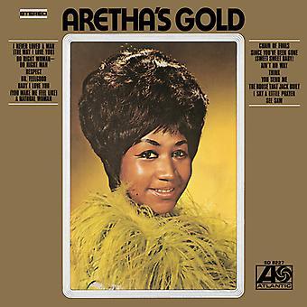Aretha's Gold [Vinyl] USA import