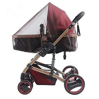 Baby Stroller Pushchair Mosquito Insect Net-cover