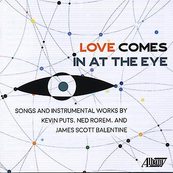 Jones / Cook - Love Comes in at the Eye [CD] USA import