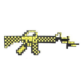 لعب السيف بندقية إيفا نموذج لعبة الأرقام العمل & apos;s عيد الميلاد