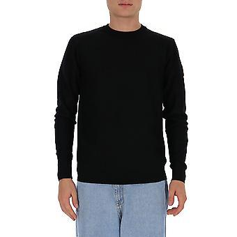 Canada Goose 7001m61 Men's Black Wool Sweater
