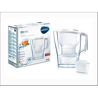 Brita M+ Aluna Wasserfilter Frost Weiß 1024022