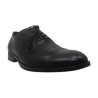 Alfani Men's Schuhe Abie Leder Schnürkleid Oxfords
