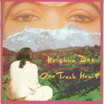 Krishna Das - One Track Heart [CD] USA import
