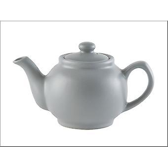 Price Kensington Teapot Matt Grey 2 Cup 0056.725