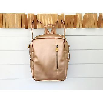Tyylikäs ja minimalistinen design-reppu