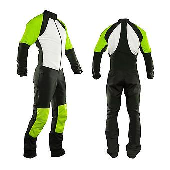 Freefly skydiving suit lime se-06