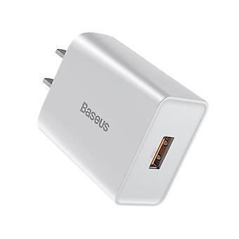 بسوس QC واحد يو شاحن سريع USB شاحن الجدار