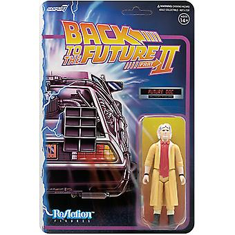 Back To The Future Wave 1 - Doc Brown Future USA importation