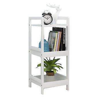 Boekenkast, nachtkastje, nachtkastje, 3 planken, ModernHome