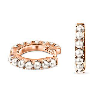 Korvakorut Pearls Clipper, 18K Kulta