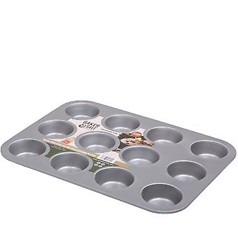 Baker & Salt 12 Cup Muffin Tray