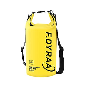 Swim Bag Portable Storage Swimming Backpack for Swimming, the Beach, Camping, Unisex