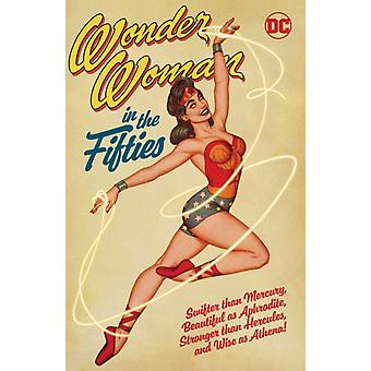 Wonder Woman in the Fifties by Various