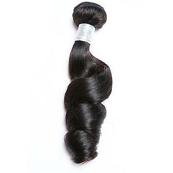 10a Grade 1/3/4 Bundles Peruvian Loose Wave 100% Unprocessed Virgin