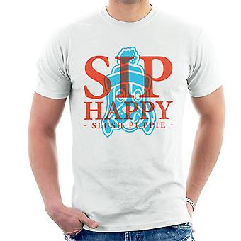 Slush Puppie Sip Happy Men's T-Shirt