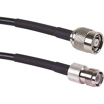 10' WiFi-antennikaapelin alhainen menetys, RPTNC F; RPTNC M