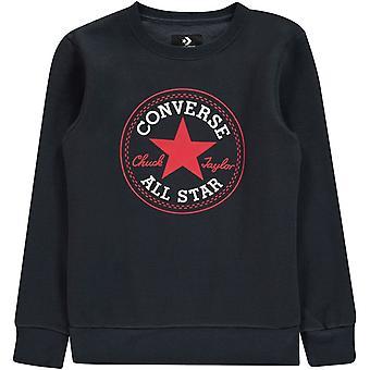 Converse Chuck Crew Sweatshirt Junior Boys