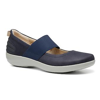 Hotter Women's Heather Extra Wide Fit Slip On Mary Jane Chaussures