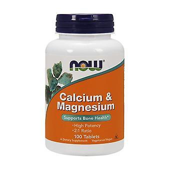 Calcium & Magnesium 100 capsules