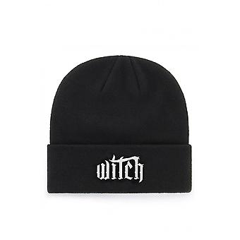 Extreme Largeness Witch Patch Beanie