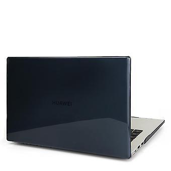 Laptop sag for Huawei Matebook D14 D15 Krystalklar Gennemsigtig Matte Black