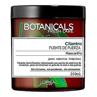 Hair Mask Cilantro Fuente de Fuerza Botanicals (200 ml)