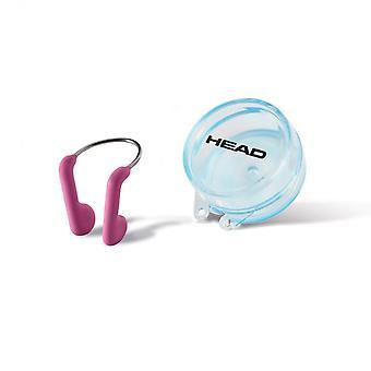 HEAD Ergo Nose Clip - Pink