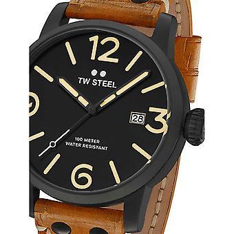 Mens Watch Tw-Steel MS32, Quartz, 48mm, 10ATM