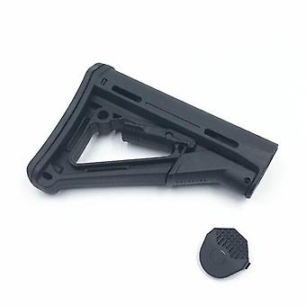 Tactical Nylon Buttstock For Jinming, Gel Ball Blaster Toy Outdoor Game
