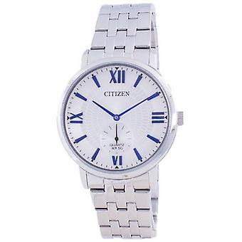 Citizen Quartz Silver Dial Be9170-72a Men's Watch